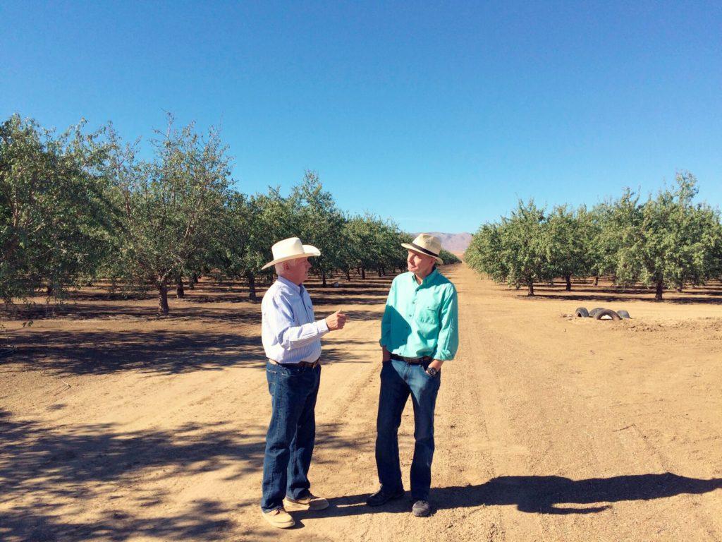 Farmer Joe Del Bosque & Nick Eyles